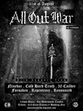 All Out War + Forsaken + 50 Caliber + Cold Hard Truth + Ninebar + xRepentancex + Renounced