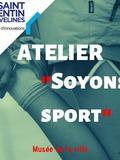 Atelier « Soyons Sport »