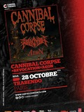 Cannibal Corpse + Aeon + Revocation