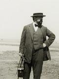 Exposition Debussy à la plage