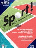 Exposition : Sport! Dans la vie comme à la ville!