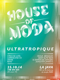 HOUSE OF MODA Ultratropique