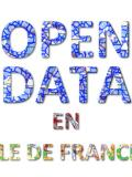Journée d'étude Open Data en Ile-de-France