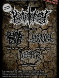Katalepsy + Darkall Slaves + Devour the Fetus + Deflesher