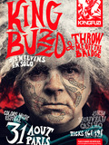 KING BUZZO (The Melvins) + THROW ME OFF THE BRIDGE au Colors Music Estival !!