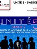 Les Unités 5 - Saison II
