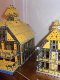 Maison de Fer et Meccano - Les bâtisseurs de métal