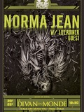 Norma Jean + Liferuiner + Night Verses + Branson Hollis