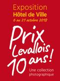 Prix Levallois, 10 ans !  Une collection photographique