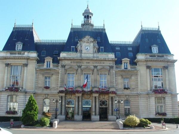 L Histoir De L Hotel De Ville De Neuilly Sur Seine