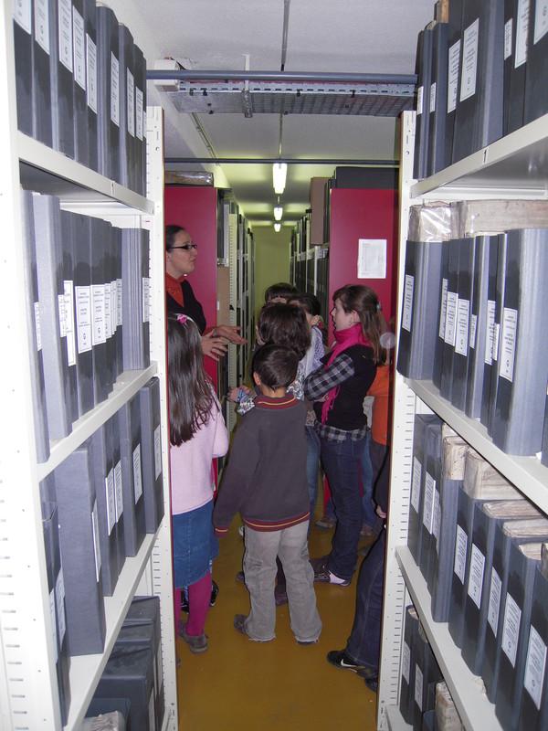 Journées du patrimoine 2016 visites et animation aux archives départementales de maine et