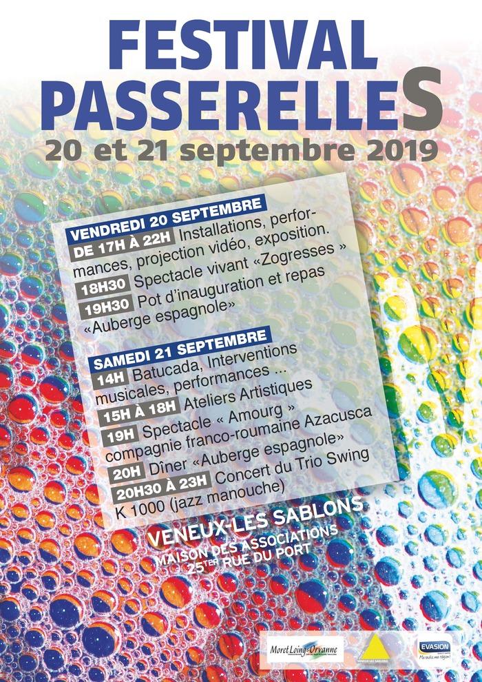 Journées du patrimoine 2019 - Festival PasserelleS