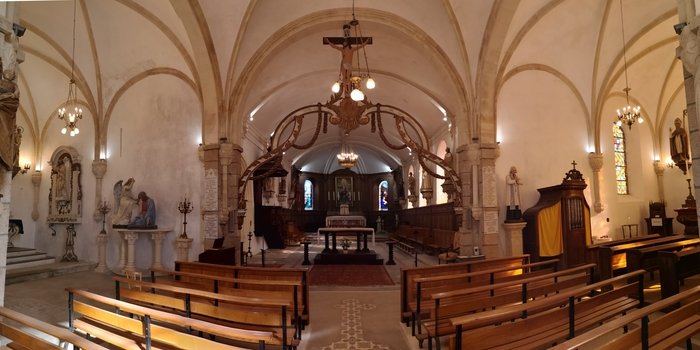 Journées du patrimoine 2020 - Visite guidée de l'église de Valcanville