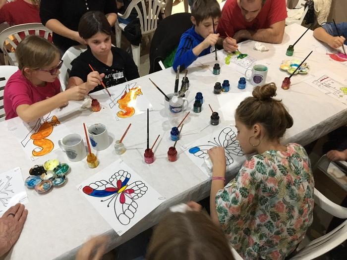 Journées du patrimoine 2019 - Atelier famille « l'art du vitrail »