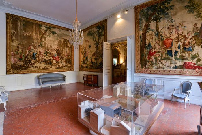 Journées du patrimoine 2020 - Annulé | Visite commentée du musée des Tapisseries, ancien Palais de l'Archevêché