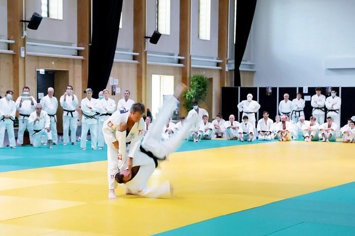 Après sa rentrée le 7 septembre et la fête des associations le 11, l'Albi judo club organisera son traditionnel stage de kata du 1er au 3 octobre à la salle événementielle de Pratgraussals.