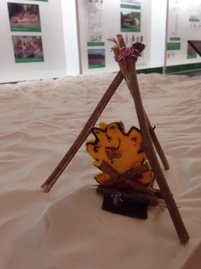 Journées du patrimoine 2020 - Atelier Famille : découverte de l'habitat préhistorique !