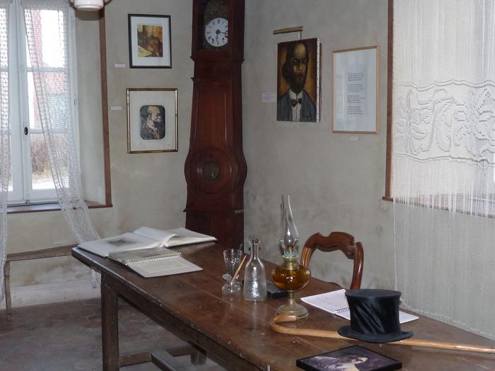 Journées du patrimoine 2019 - Visite libre et commentée du Musée Verlaine