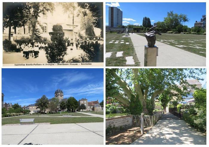 Journées du patrimoine 2020 - Visite guidée du parc urbain de la Providence