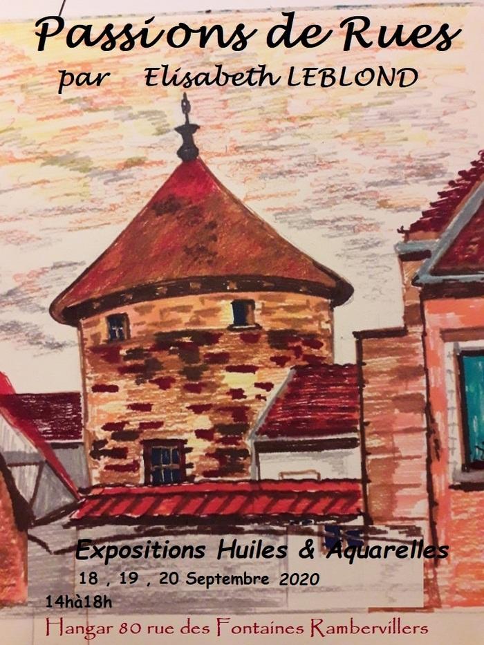 Journées du patrimoine 2020 - Exposition — Passions de Rues