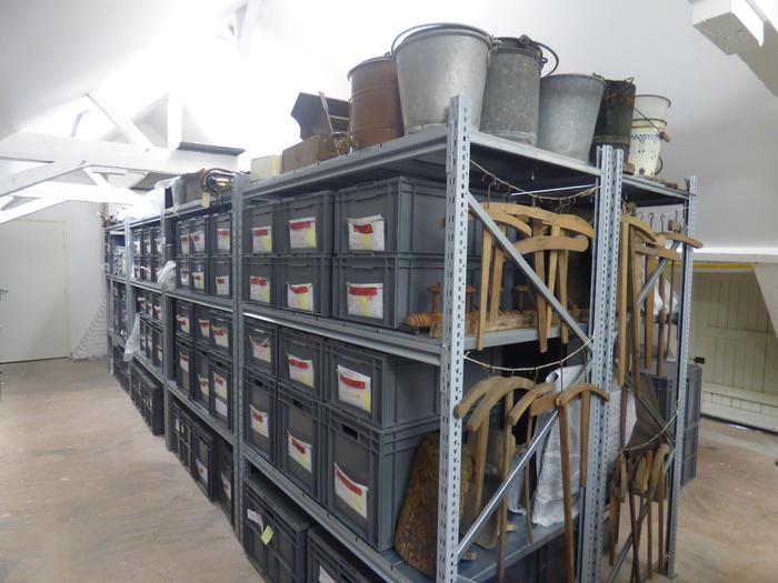 Journées du patrimoine 2020 - Annulé | Visites guidées des réserves du musée du Terroir