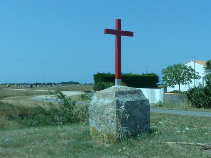 Journées du patrimoine 2019 - Visite libre du Calvaire de la Croix Rouge