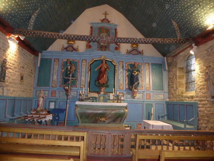 Journées du patrimoine 2020 - Visite libre de la chapelle Sainte Marguerite
