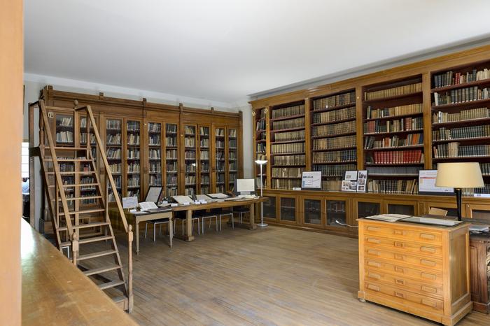 Journées du patrimoine 2019 - De la bibliothèque patrimoniale au learning center