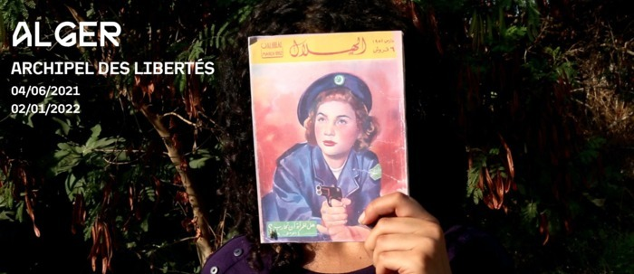 "Exposition FRAC ""Alger, archipel des libertés"""
