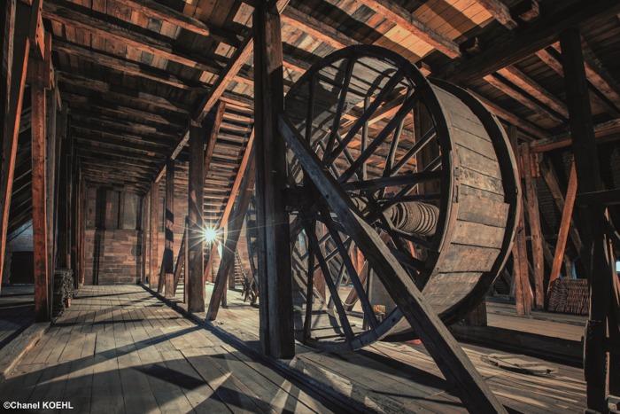 Journées du patrimoine 2020 - Visite guidée du grenier et des tours de l'église Saint-Thomas