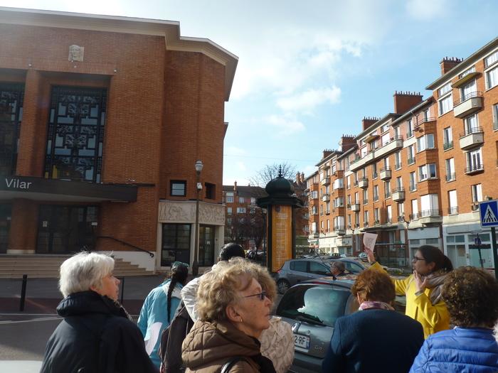 Journées du patrimoine 2019 - Visite guidée de la Cité-jardins de Suresnes