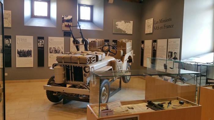 Journées du patrimoine 2020 - Visite du Musée SAS