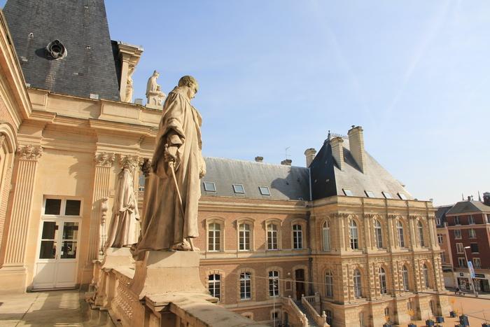 Journées du patrimoine 2020 - Les lieux de pouvoir du Moyen Age à aujourd'hui : parcours guidé