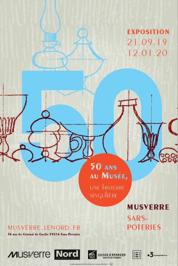 Journées du patrimoine 2019 - Journées européennes du Patrimoine au MusVerre