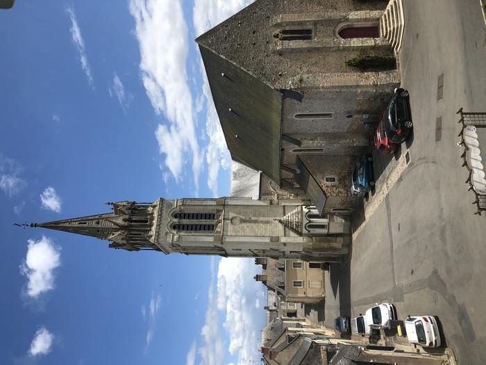 Journées du patrimoine 2020 - Eglise Saint-Aubin