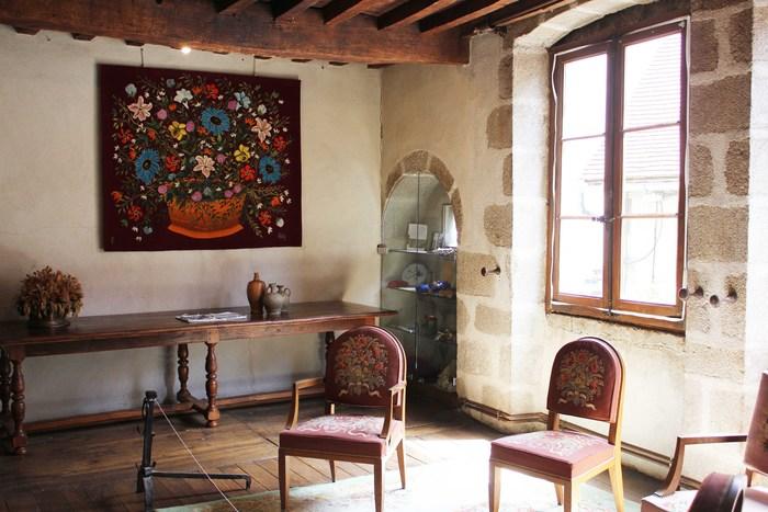 Journées du patrimoine 2019 - Visite de la maison du tapissier