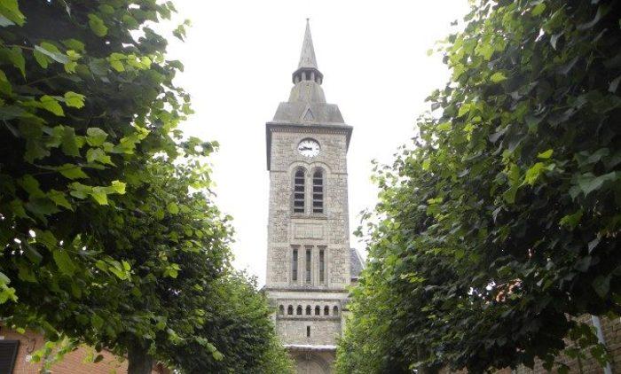Journées du patrimoine 2020 - L'église Saint-Ranulphe