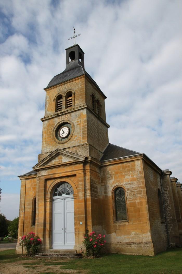 Journées du patrimoine 2019 - Visite guidée de l'église Saint-François d'Assise de La Cassine à Vendresse