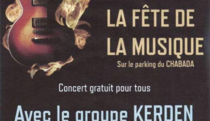 Fête de la musique 2019 - Kerden