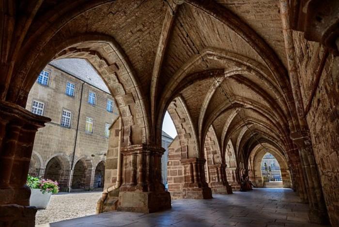 Journées du patrimoine 2020 - Visite de l'Abbaye Saint-Colomban