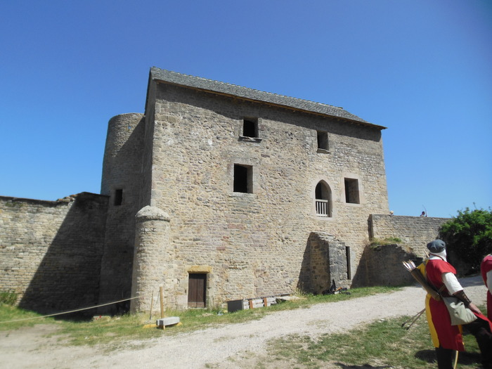 Journées du patrimoine 2019 - Visite libre du corps de logis de la chapelle du château