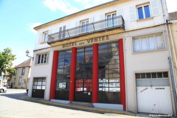Journées du patrimoine 2020 - Salle des ventes Pierre Petit - Montluçon
