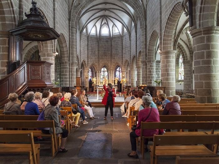Journées du patrimoine 2019 - Visite guidée de la Haute-Ville et ses remparts