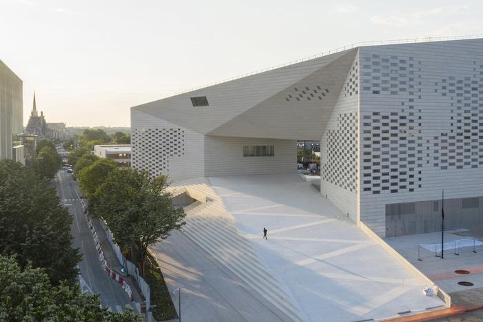 Journées du patrimoine 2020 - Annulé | Découvrir l'architecture de la MÉCA - Parcours adultes