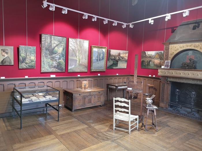 Journées du patrimoine 2020 - Visite guidée par le conservateur et découverte des nouvelles salles