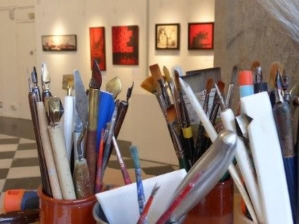 Nuit des musées 2019 -Ateliers libres, découverte de la calligraphie