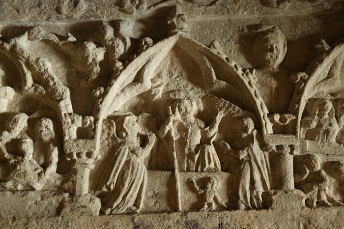 Journées du patrimoine 2019 - Visite du dépôt lapidaire : Une facette secrète de l'abbaye de Beauport.