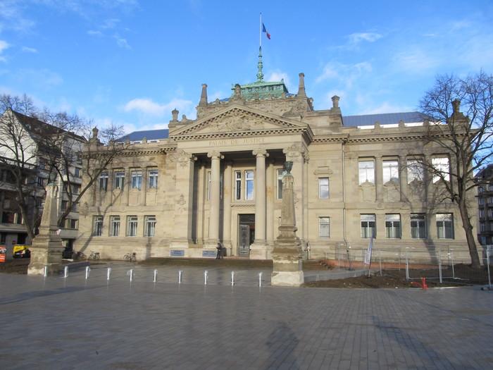Journées du patrimoine 2019 - Visite guidée du palais de justice
