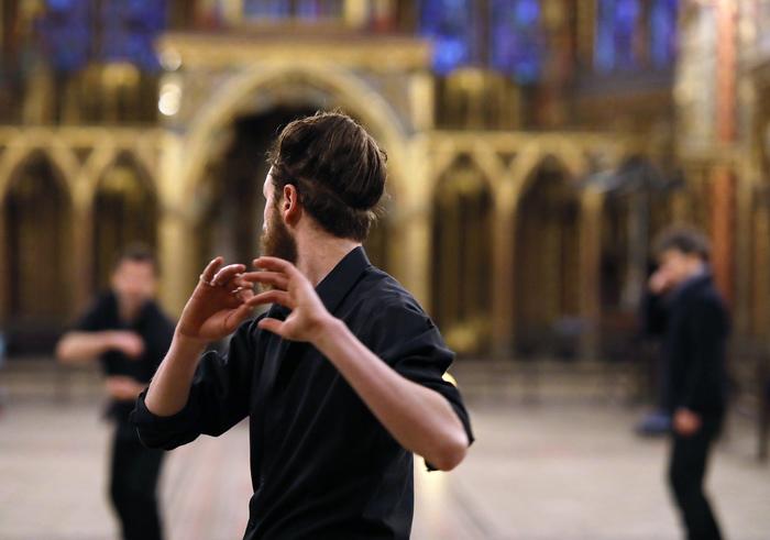 Compagnie Christian et François Ben Aïm - Musique composée par Piers Faccini