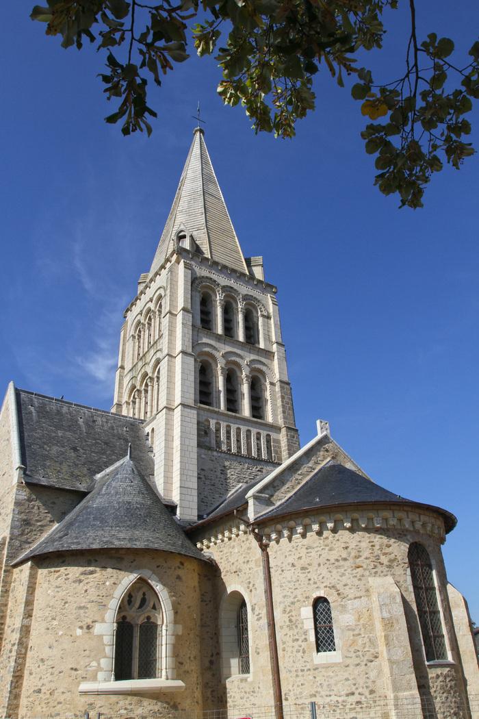 Journées du patrimoine 2019 - Visites guidées de l'Église romane Notre Dame